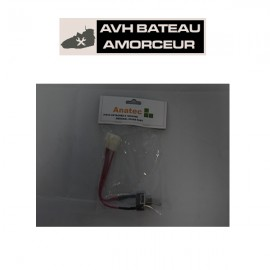 Interrupteur principal catamaran anatec ( 3 fils rouges)